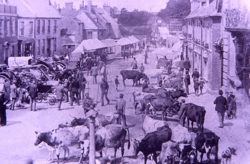 David Lloyd Ringwood >> Markets and Shops | Lymington and District Historical Society